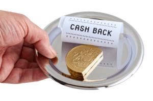 Cashback Pound